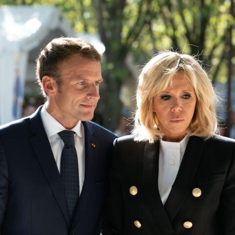 Comment Brigitte Macron veille sur son mari