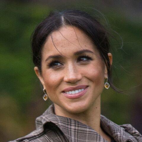 PHOTOS – Meghan Markle crée l'hystérie, une fan en larmes face à la duchesse