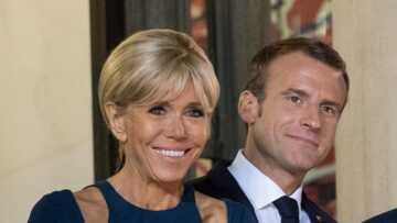 PHOTOS – Emmanuel et Brigitte Macron, cette soirée à l'Elysée qui leur a remonté le moral