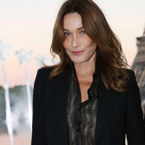 Carla Bruni-Sarkozy: son étonnante colocation avec une muse du rock