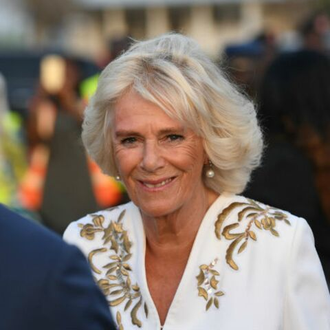 PHOTOS – Camilla: majestueuse pour le début de son périple africain avec le prince Charles