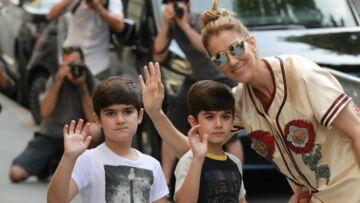 Céline Dion fête Halloween avec ses 3 fils et ça vaut le coup d'oeil!