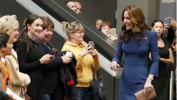 PHOTOS – Kate Middleton: ce bijou qu'elle n'a pas porté totalement au hasard, lors de sa dernière sortie