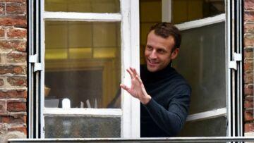 PHOTOS – Brigitte et Emmanuel Macron, à Honfleur: le président looké comme Tom Cruise dans Top Gun!