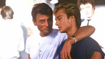 Johnny et David Hallyday: comment ils meublaient les silences entre eux