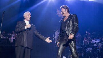 Charles Aznavour et Johnny Hallyday traités de fraudeurs fiscaux: cette personnalité qui ne les épargne pas
