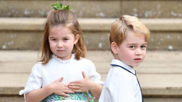 George et Charlotte de Cambridge: découvrez comment ils surnomment le prince Charles