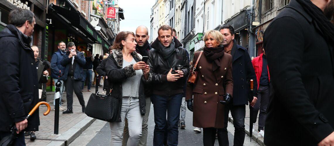 Le look week end des Macron à Deauville adoubé par Vogue
