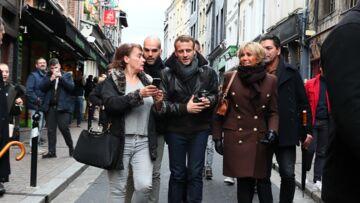 Emmanuel Macron: découvrez d'où vient son blouson en cuir porté en Normandie