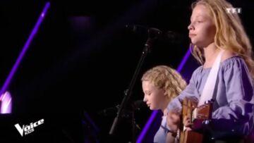The Voice Kids 5: les jumelles canadiennes Abby et Sarah ont ébloui les coachs… mais ce sont déjà des pros