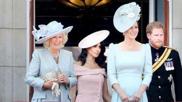 Camilla: entre Kate Middleton et Meghan Markle, ses faveurs vont à…
