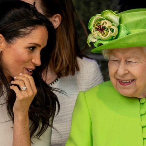 Meghan Markle, bluffante: ce qu'elle maîtrise déjà mieux qu'Elisabeth II à ses débuts de reine