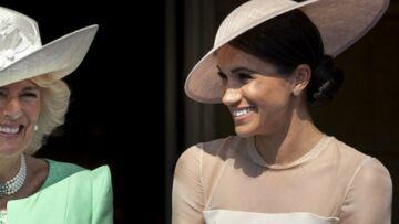 Meghan Markle face à Camilla: quelle relation la femme d'Harry entretient-elle vraiment avec sa belle-mère?