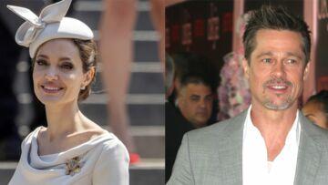 Brad Pitt et Angelina Jolie, bientôt fixés sur la garde de leurs six enfants?