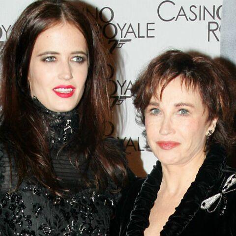Marlène Jobert et sa fille Eva Green: leur joli projet «en famille»