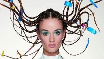 VIDEO – Spécial Beauté de Gala: Découvrez les coulisses d'un shooting original consacré uniquement aux cheveux!