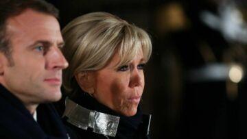Brigitte Macron dans le viseur d'un retraité: Emmanuel Macron pris violemment à parti