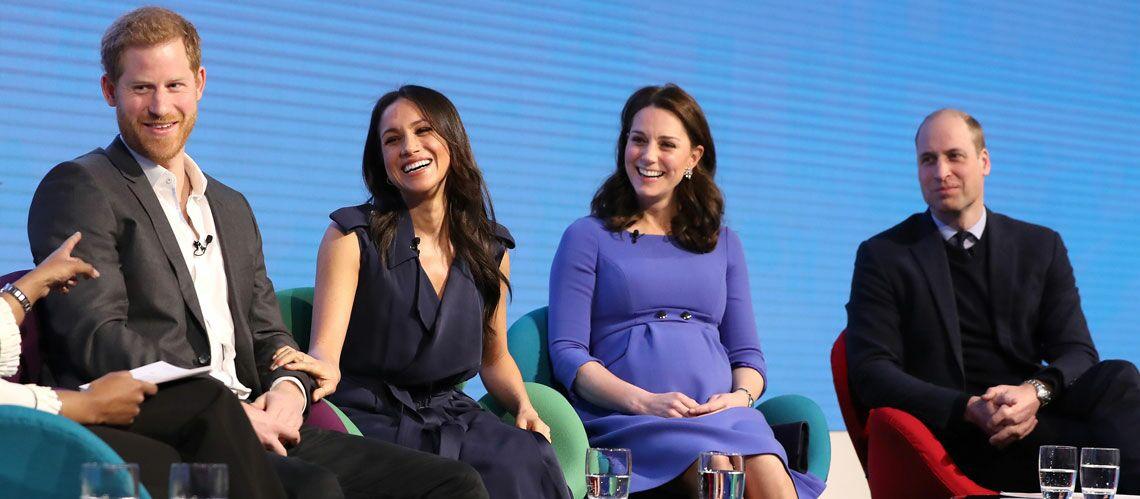 A cause de Meghan Markle, le prince Harry va-t-il prendre ses distances avec Kate et William? - Gala