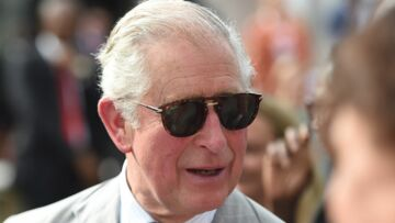 VIDEO – Le prince Charles, un grand-père maladroit : la scène qui choque