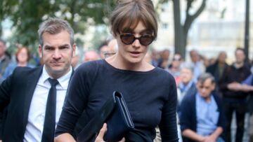 Carla Bruni-Sarkozy en deuil: elle a perdu une amie chère