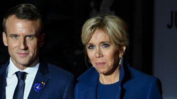 PHOTOS – Brigitte et Emmanuel Macron inséparables: ce petit détail qui prouve que le couple est très amoureux