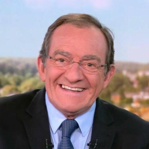 Jean-Pierre Pernaut, atteint d'un cancer de la prostate: souriant pour son retour au JT de TF1