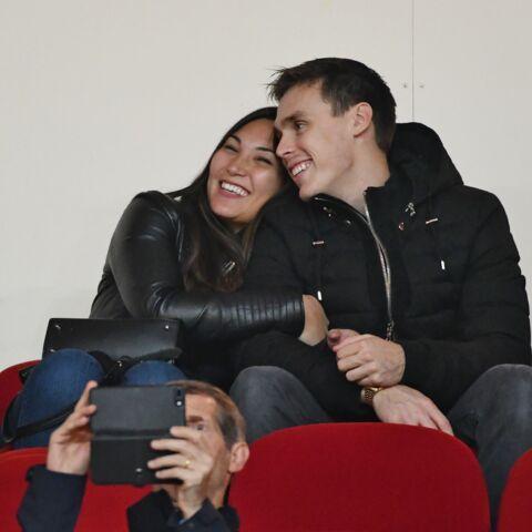 PHOTOS – Louis Ducruet et Marie Chevallier: moments câlins entre les deux futurs époux