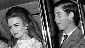Le prince Charles : Lucia son grand amour interdit, avant Lady Diana et Camilla