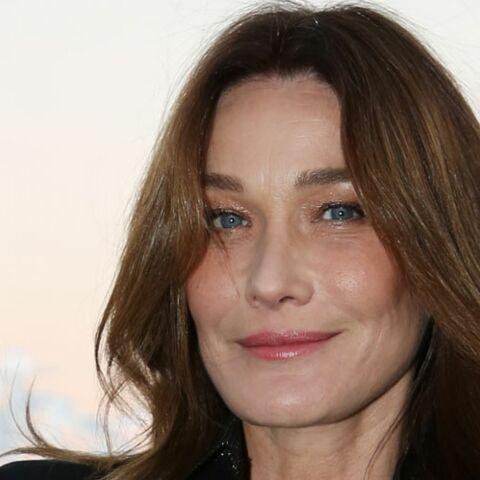 """Carla Bruni-Sarkozy: son éloge à une femme """"aussi humaine qu'exceptionnelle"""""""