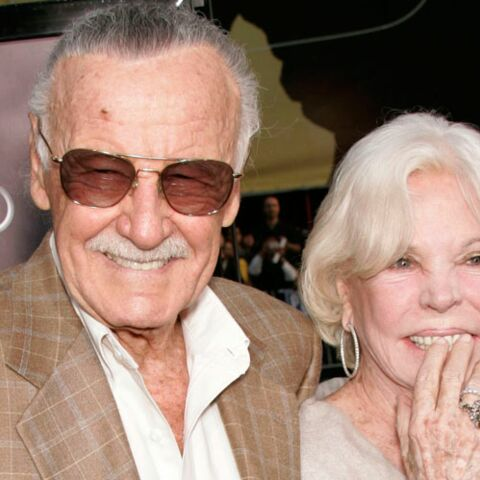 Décès de Stan Lee, le papa des super-héros Marvel: découvrez la femme qui l'a inspiré