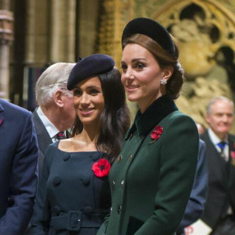PHOTOS – Meghan Markle et Kate Middleton: découvrez comment leur look en dit long sur leur relation