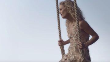 VIDEO – Vanessa Paradis son clin d'oeil à son mariage avec Samuel Benchétrit