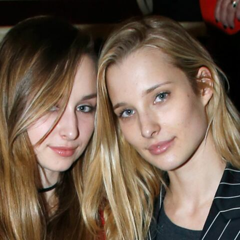 PHOTOS – Ilona et Emma Smet: soutiens inconditionnels de leur père David Hallyday et de Laura Smet