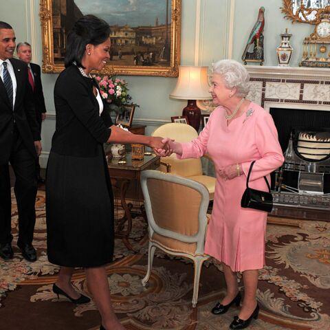 Michelle Obama révèle un drôle d'échange avec la reine Elizabeth II
