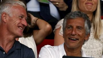 VIDEO – Quand Nagui se moque de son ami Didier Deschamps… devant lui !