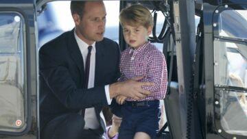 Pourquoi le prince William ne voulait pas d'autres enfants après la naissance de George