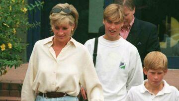 Lady Diana: le dernier cadeau du prince William, deux mois avant sa mort