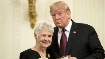 Donald Trump: cette blague vulgaire à une veuve qui ne passe pas du tout