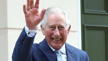 Trop craquant: de nouvelles photos du prince Charles taquiné par le petit prince Louis