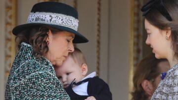 PHOTOS – Caroline de Monaco, grand-mère gâteau avec son petit-fils Maximilian