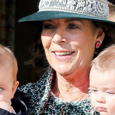 PHOTOS – Fête nationale de Monaco: les petits enfants de Caroline de Monaco ultra craquants, ils volent la vedette à Charlene