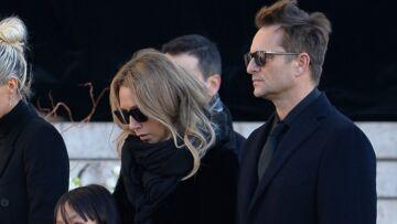 David Hallyday:  ce détail troublant sur Laeticia Hallyday pendant son interview sur TF1