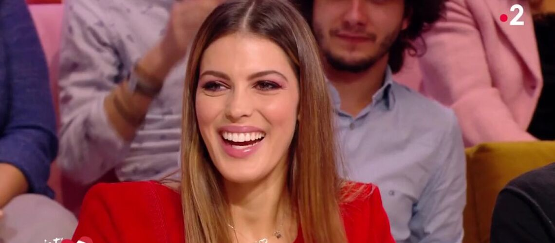 2a42a8aaa8 VIDEO – Iris Mittenaere hair daring confidence on her happy lingerie ...