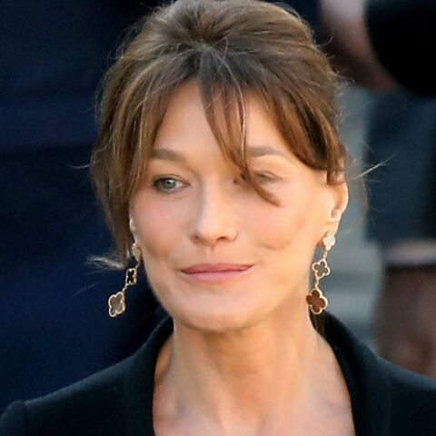 PHOTO – Carla Bruni-Sarkozy: son hommage à un très cher ami, parti il y a un an