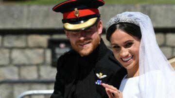 """Meghan Markle: ce détail sur sa robe de mariage qui a """"choqué"""" la reine Elizabeth II"""