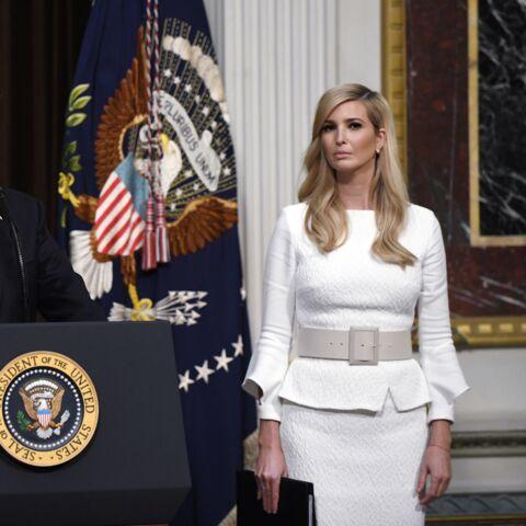 Ivanka Trump: ce scandale qui met son père dans l'embarras