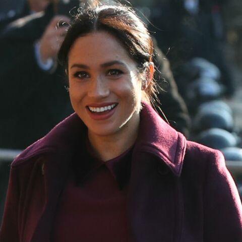 PHOTOS – Meghan Markle change de style: découvrez ce nouveau look qui va plaire à la reine