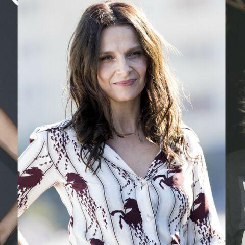 PHOTOS – Louane, Cécile Cassel, Juliette Binoche, Mélanie Thierry… ces stars qui reviennent au dégradé