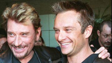 """""""Il n'y a que toi"""": quand Johnny Hallyday promettait à son fils David qu'il serait son héritier"""
