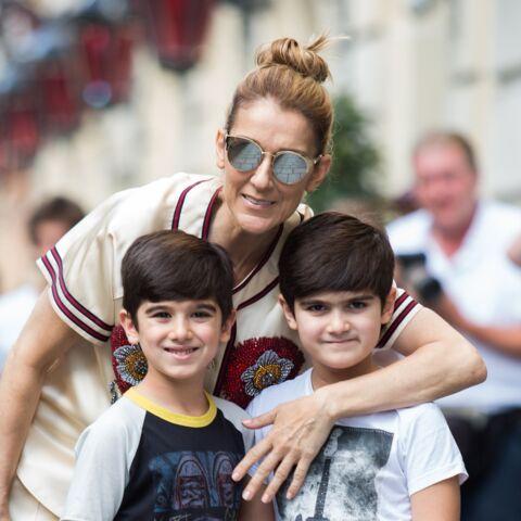 Céline Dion, ses confidences sur Eddy et Nelson: les jumeaux ont leur petit caractère!